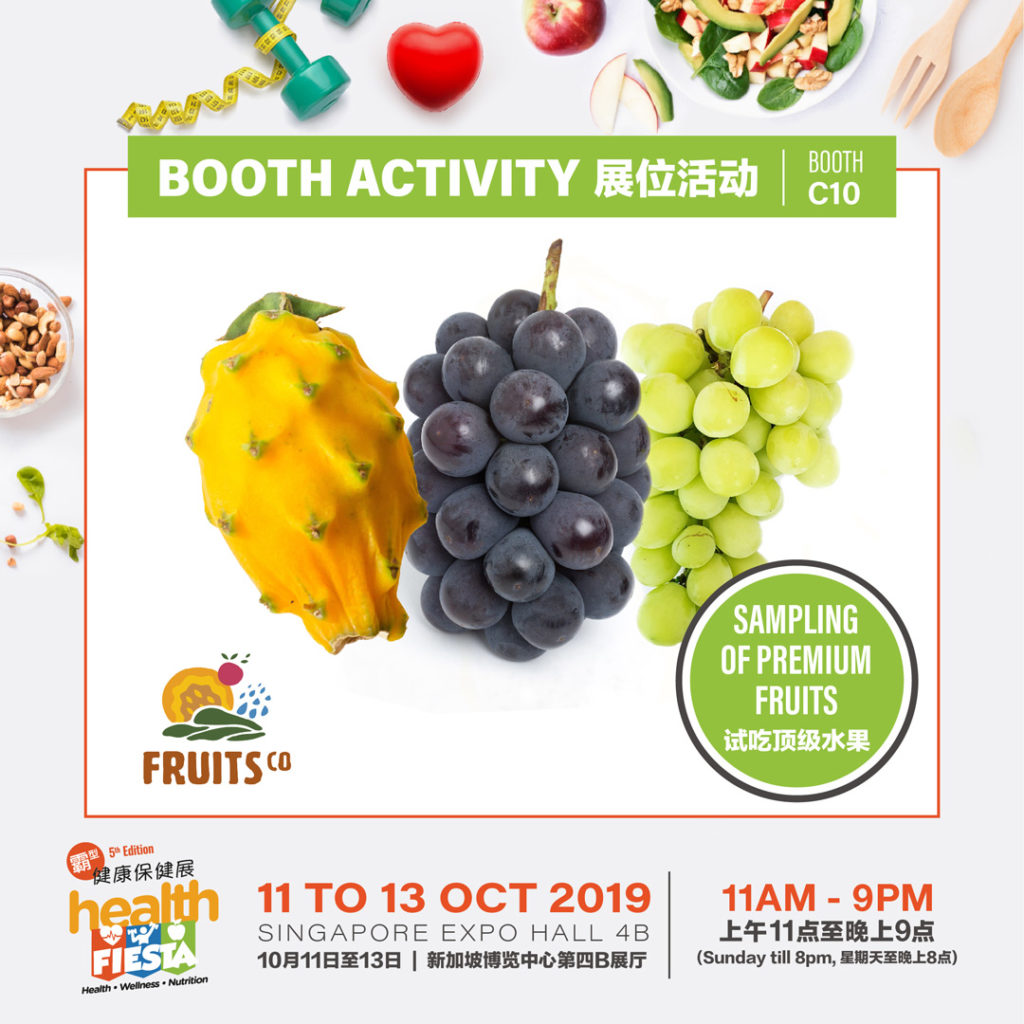 Fruitsco - Booth C10